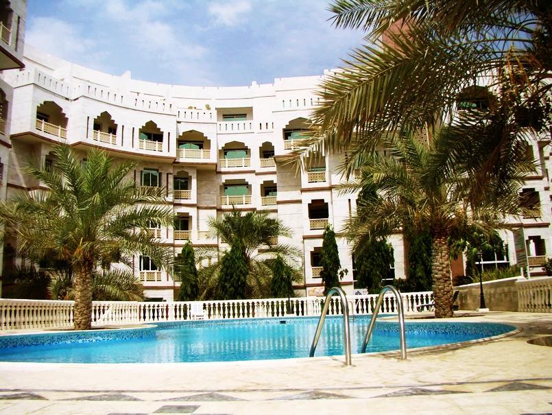 Muscat Oasis Residences - Hotels and Accommodation in Oman, Middle East