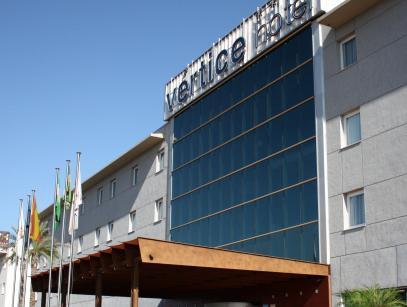 โรงแรมเวอร์ติสอัลจาราเฟ เซวิลล์ - ภายนอกโรงแรม