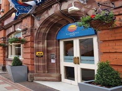 Comfort Inn City Centre Birmingham เบอร์มิงแฮม