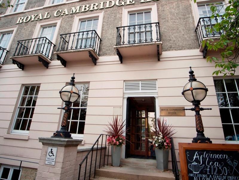Royal Cambridge Hotel - Hotell och Boende i Nya Zeeland i Stilla havet och Australien