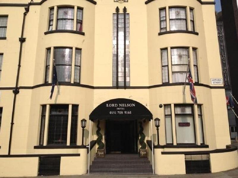 Lord Nelson Hotel - Liverpool