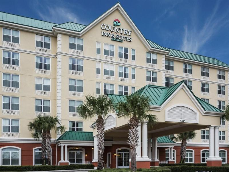 Country Inn and Suites By Carlson Orlando Airport