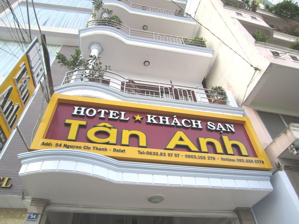 Tan Anh Dalat Hotel - Hotels and Accommodation in Vietnam, Asia