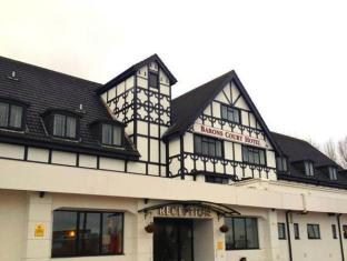 Best Western Barons Court Hotel Walsall - Exterior