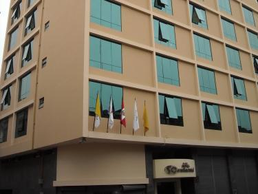 Hotel Continental Lima - Hotels and Accommodation in Peru, South America