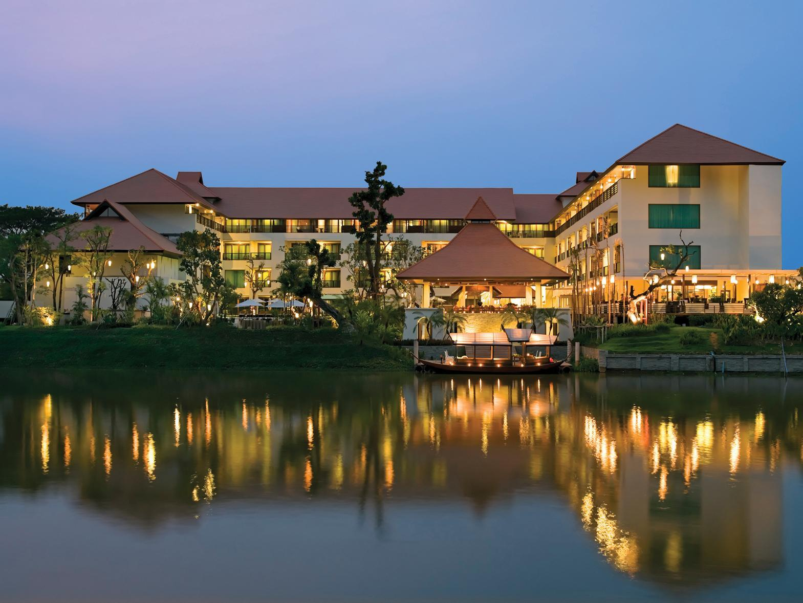 Rati Lanna Riverside Spa Resort - Hotels and Accommodation in Thailand, Asia