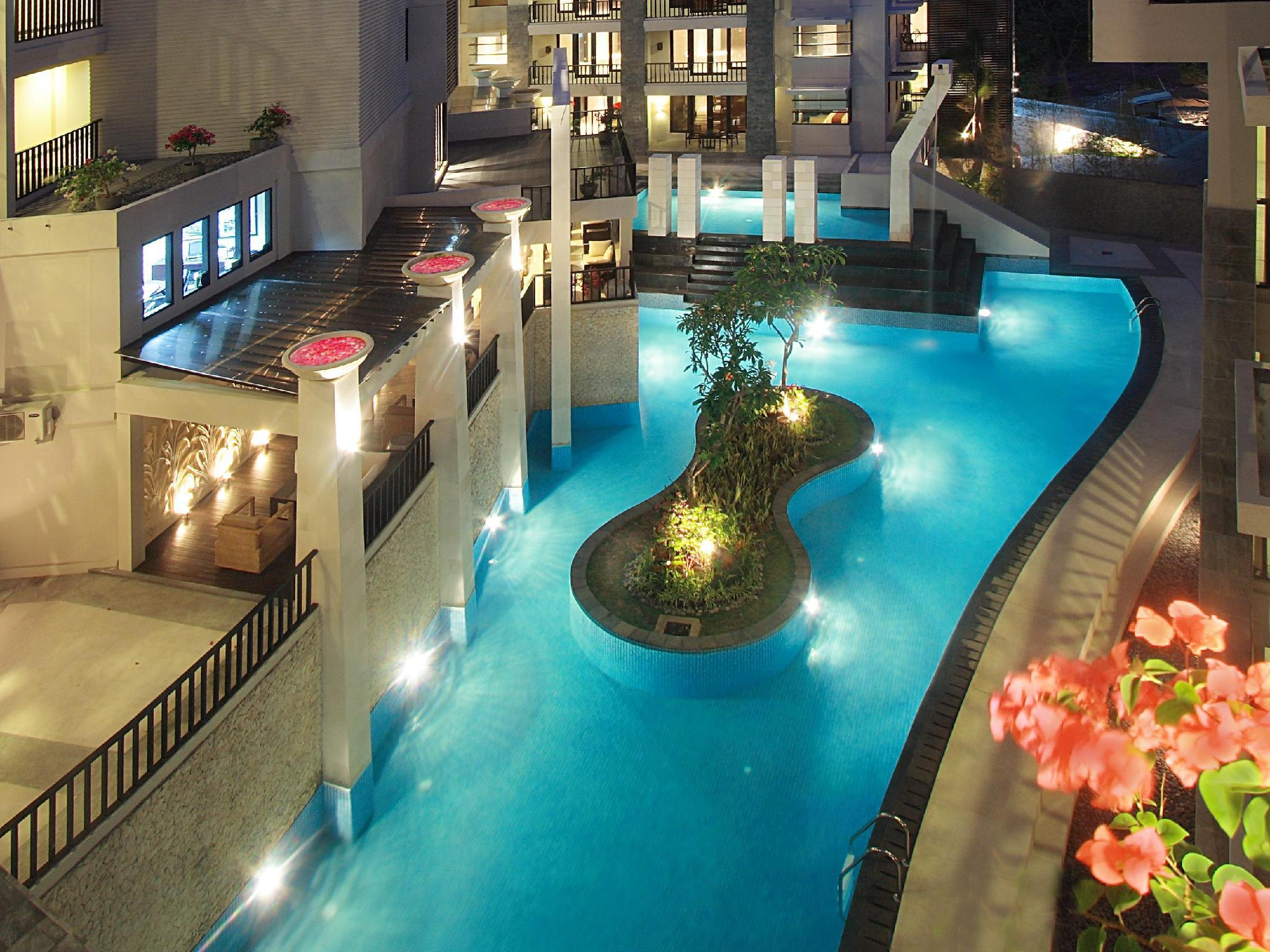 Swiss-Belhotel Bay View Suite Bali - Pool