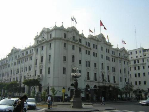 Gran Hotel Bolivar Lima - Hotels and Accommodation in Peru, South America