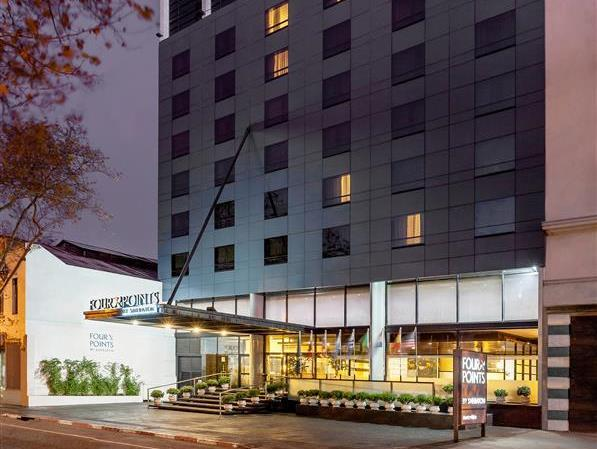 Four Points by Sheraton Montevideo - Hotels and Accommodation in Uruguay, South America