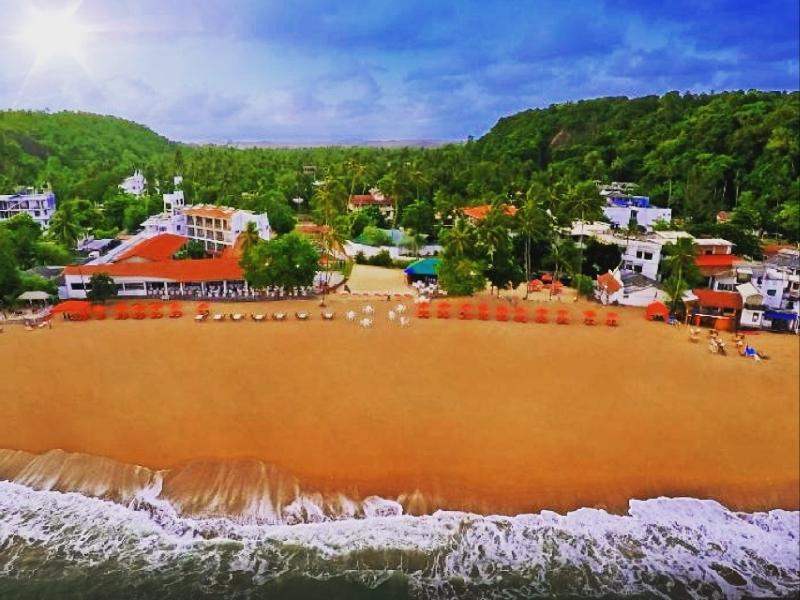 Unawatuna Beach Resort - Hotels and Accommodation in Sri Lanka, Asia