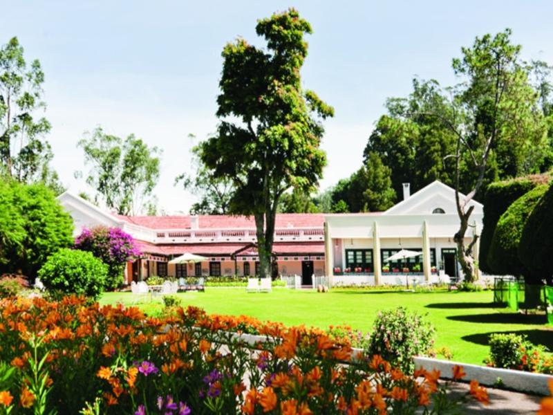 Savoy Hotel - Hotell och Boende i Indien i Coonoor