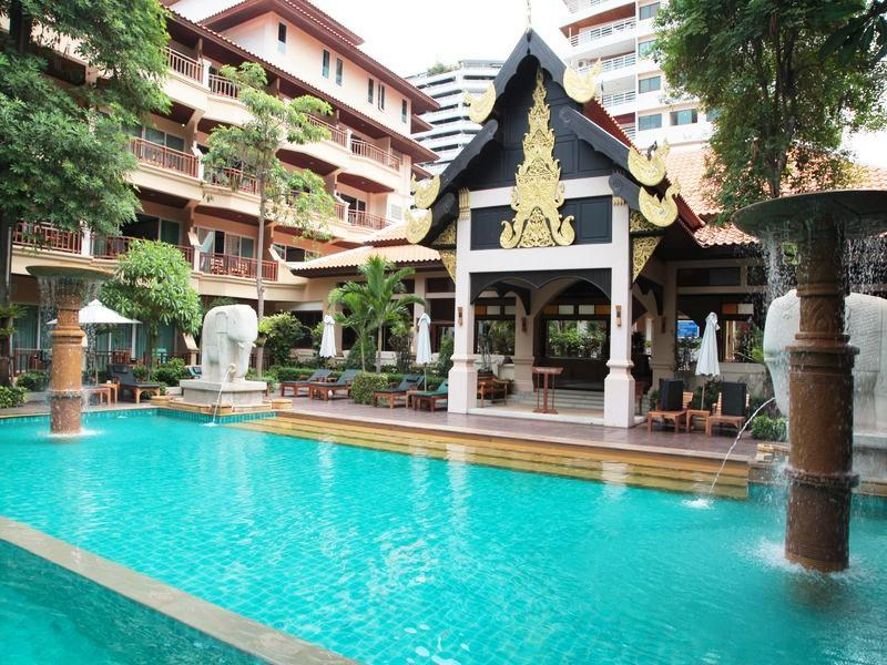 Avalon Beach Resort - Hotels and Accommodation in Thailand, Asia