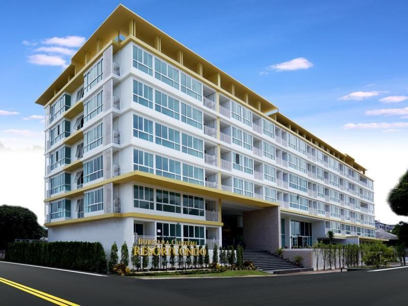 Buritara Resort and Spa Bangsaen - Hotell och Boende i Thailand i Asien