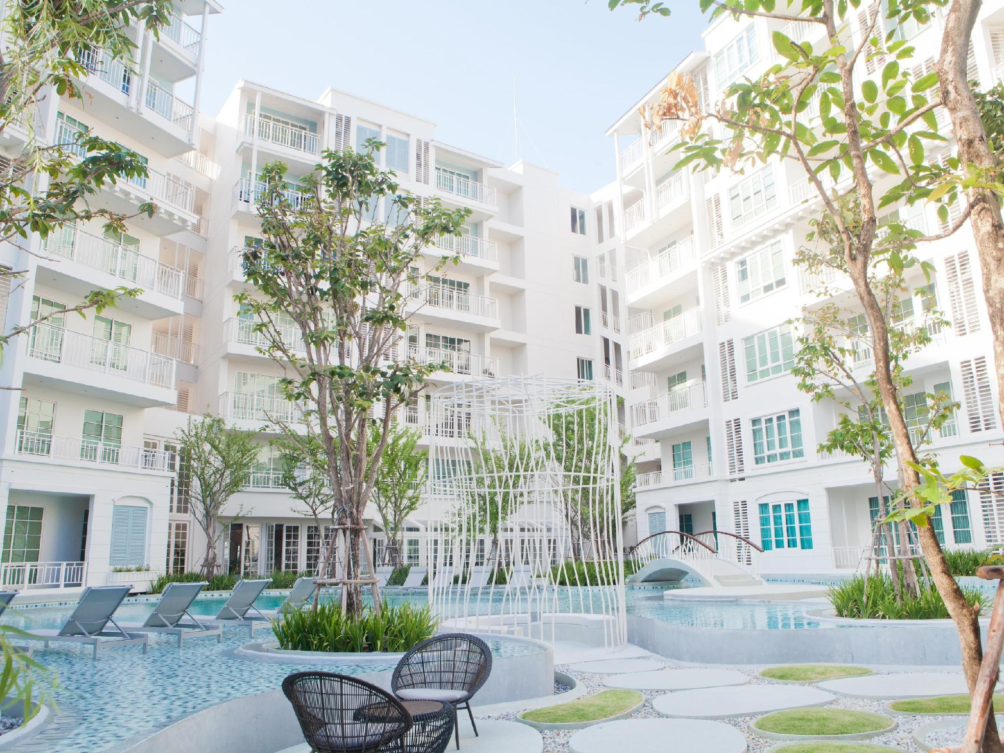 The Summer Hua Hin Condo At 607 - Hotels and Accommodation in Thailand, Asia