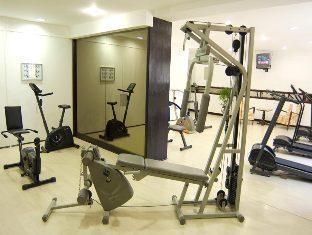 Hotel Novo Mundo Rio De Janeiro - Fitness Room