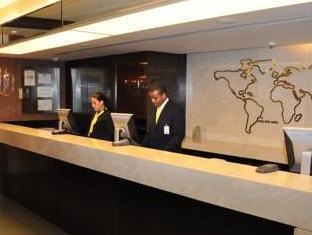 Hotel Novo Mundo Rio De Janeiro - Reception