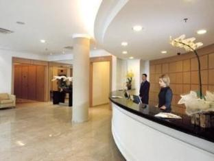 Luz Plaza Hotel Sao Paulo - Reception