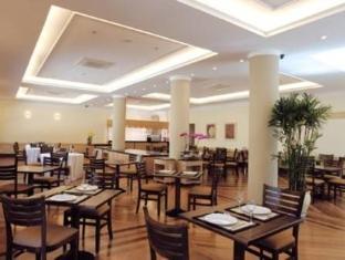 Luz Plaza Hotel Sao Paulo - Restaurant