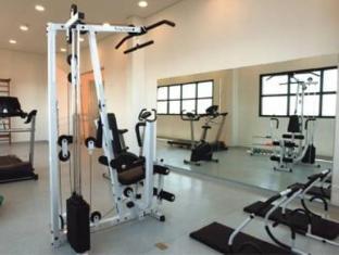 Luz Plaza Hotel Sao Paulo - Fitness Room
