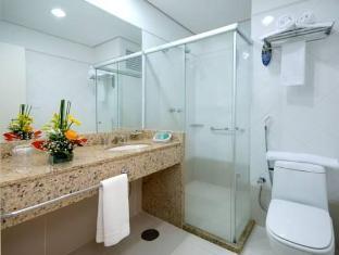 Luz Plaza Hotel Sao Paulo - Bathroom