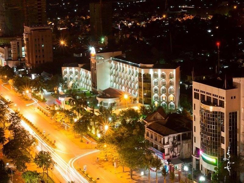 Hotell Saigon Kim Lien Hotel