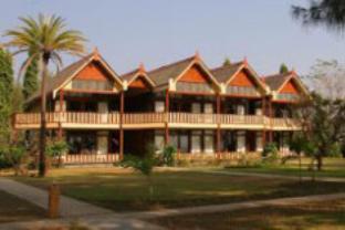 ガパリ ビーチ ホテルの外観