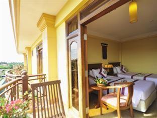 Golf Angkor Hotel Siem Reap - Balcony