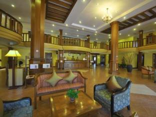 Golf Angkor Hotel Siem Reap - Lobby Area