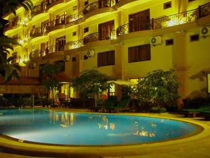 Cozyna Angkor Hotel