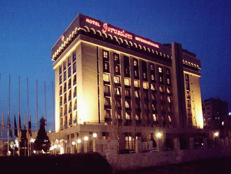 Jerusalem International Hotel - Hotels and Accommodation in Jordan, Middle East