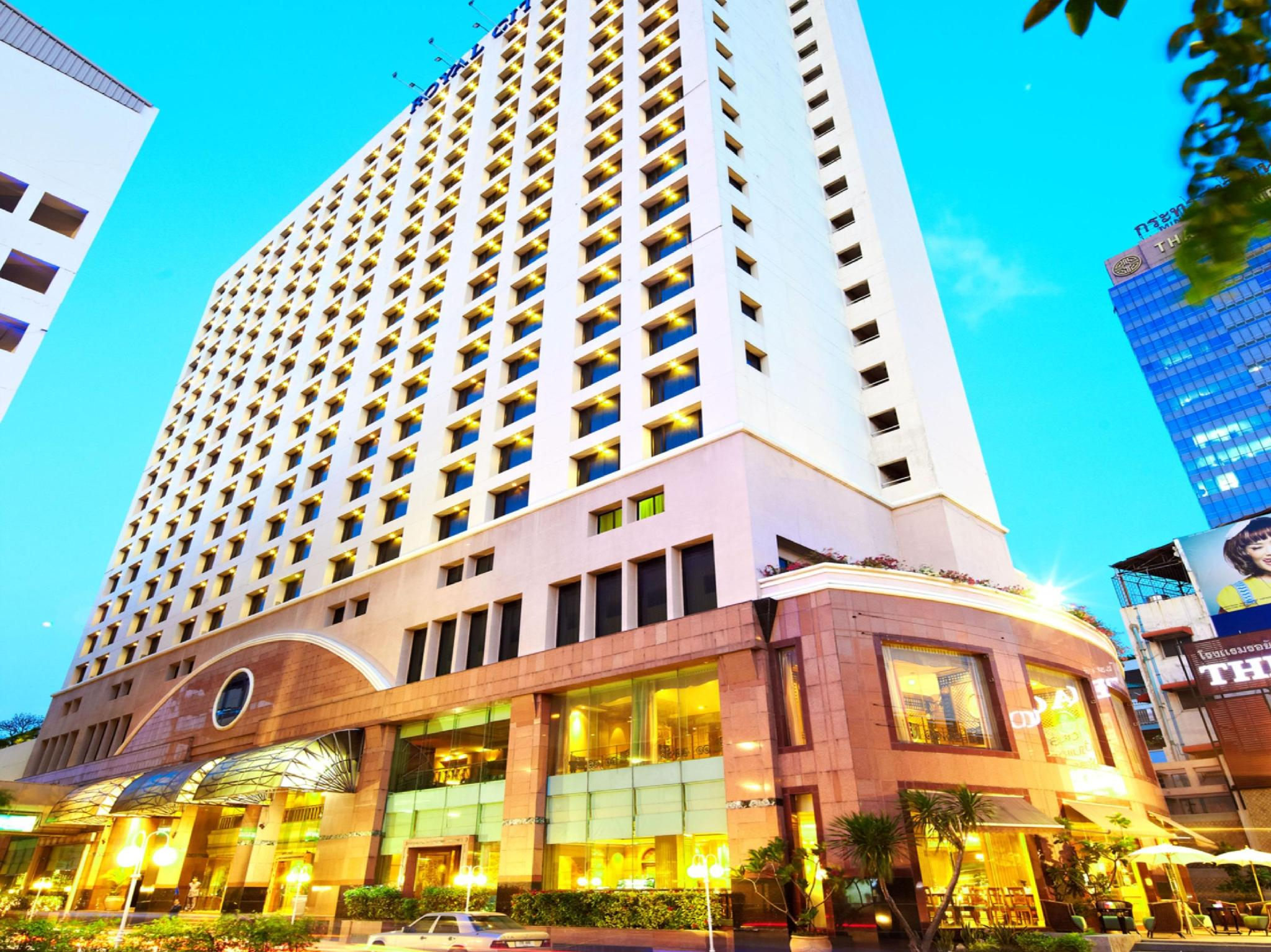 The Royal City Hotel - Hotels and Accommodation in Thailand, Asia