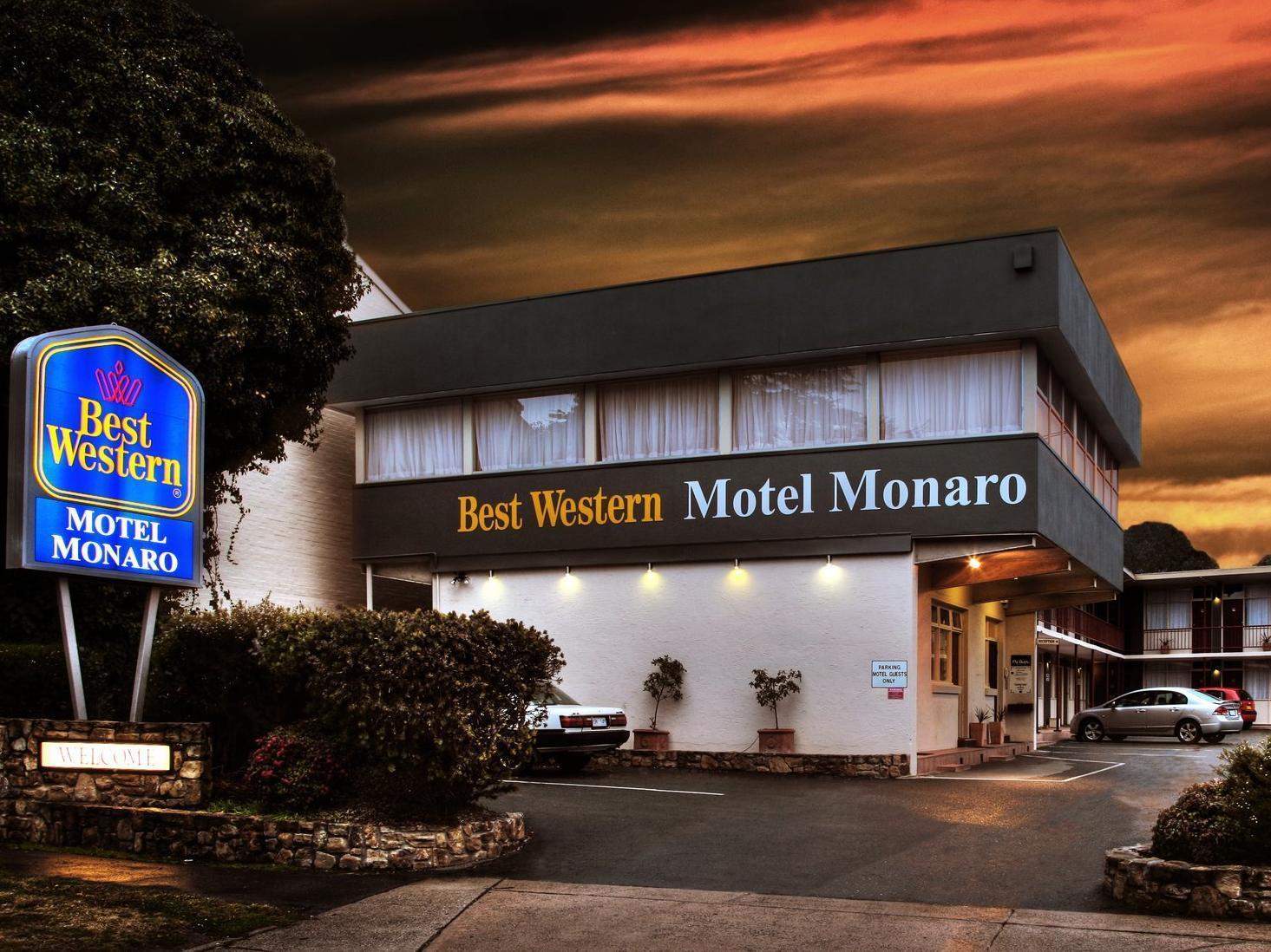 Best Western Motel Monaro - Hotell och Boende i Australien , Canberra