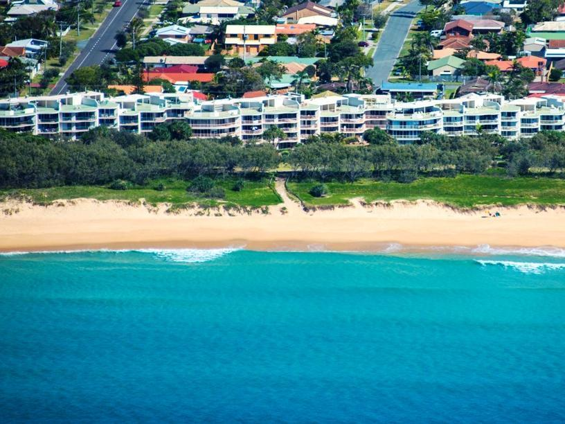 Surfside on the Beach Resort - Hotell och Boende i Australien , Sunshine Coast