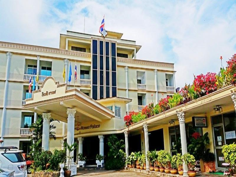 Romeo Palace Hotel - Hotels and Accommodation in Thailand, Asia