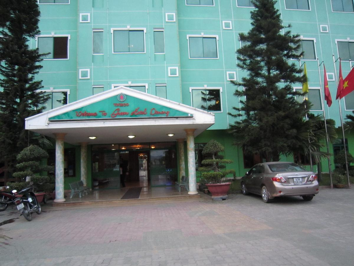 Hotell Green Hotel