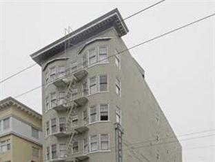 America's Best Value Inn Civic Center Extended Stay San Francisco (CA) - Hotel Aussenansicht
