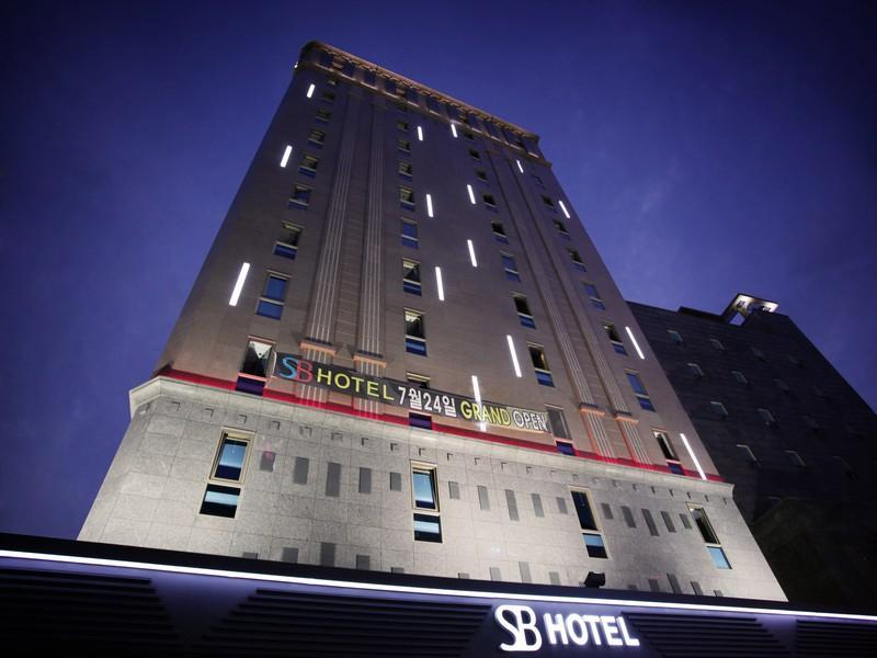 에스비 호텔 영등포