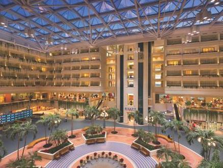 Hyatt Regency Orlando International Airport Hotel