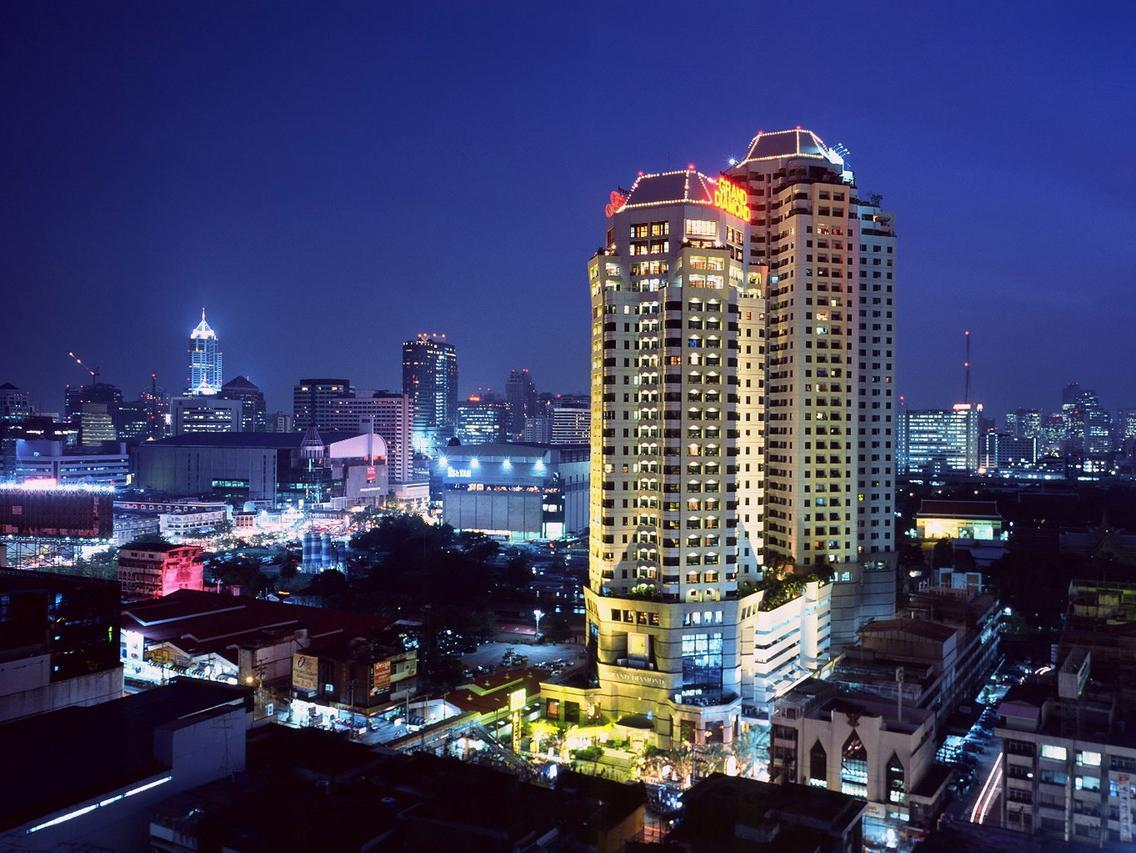 Grand Diamond Suites Hotel Bangkok - Hotel Exterior