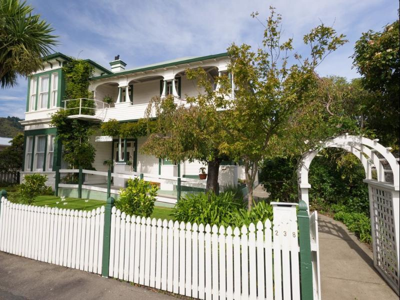 Sussex House Bed and Breakfast - Hotels and Accommodation in New Zealand, Pacific Ocean And Australia
