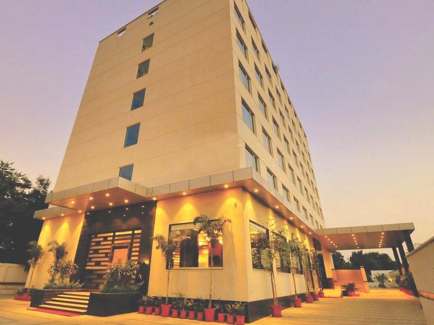 Keys Hotel Marigold-Sitapura
