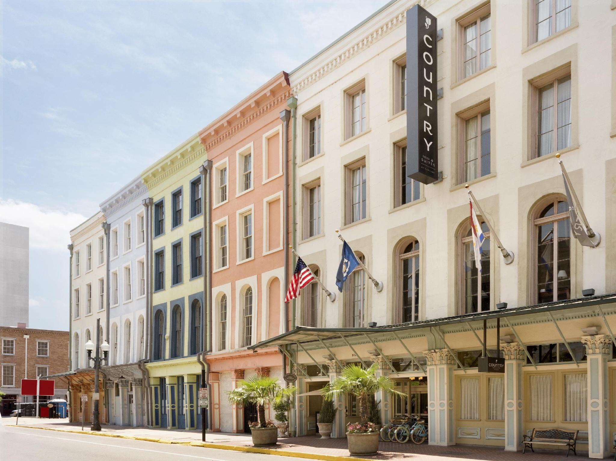 Country Inn & Suites By Carlson New Orleans French Quarter - New Orleans