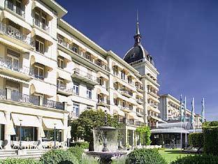 Victoria Jungfrau Grand Hotel & Spa Interlaken
