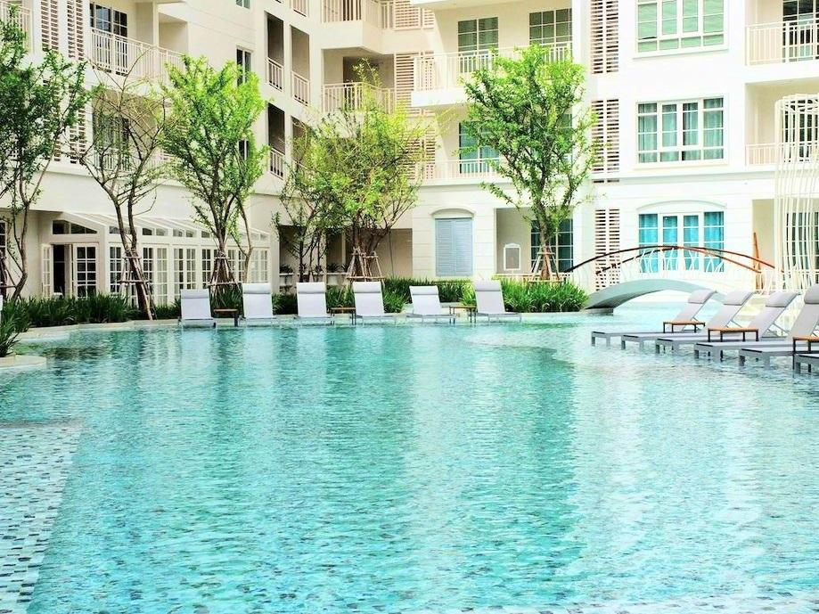 Summer Hua Hin Condo Room 204 - Hotels and Accommodation in Thailand, Asia