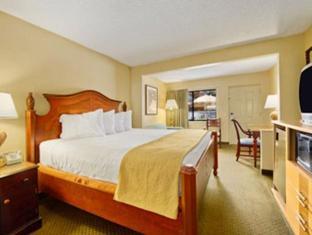 Travelodge Suites East Gate Orange Hotel Orlando (FL) - Habitación