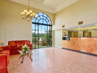 Travelodge Suites East Gate Orange Hotel Orlando (FL) - Vestíbulo