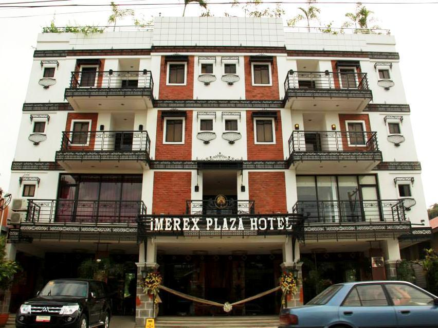 Imerex Plaza Hotel - Hotels and Accommodation in Philippines, Asia