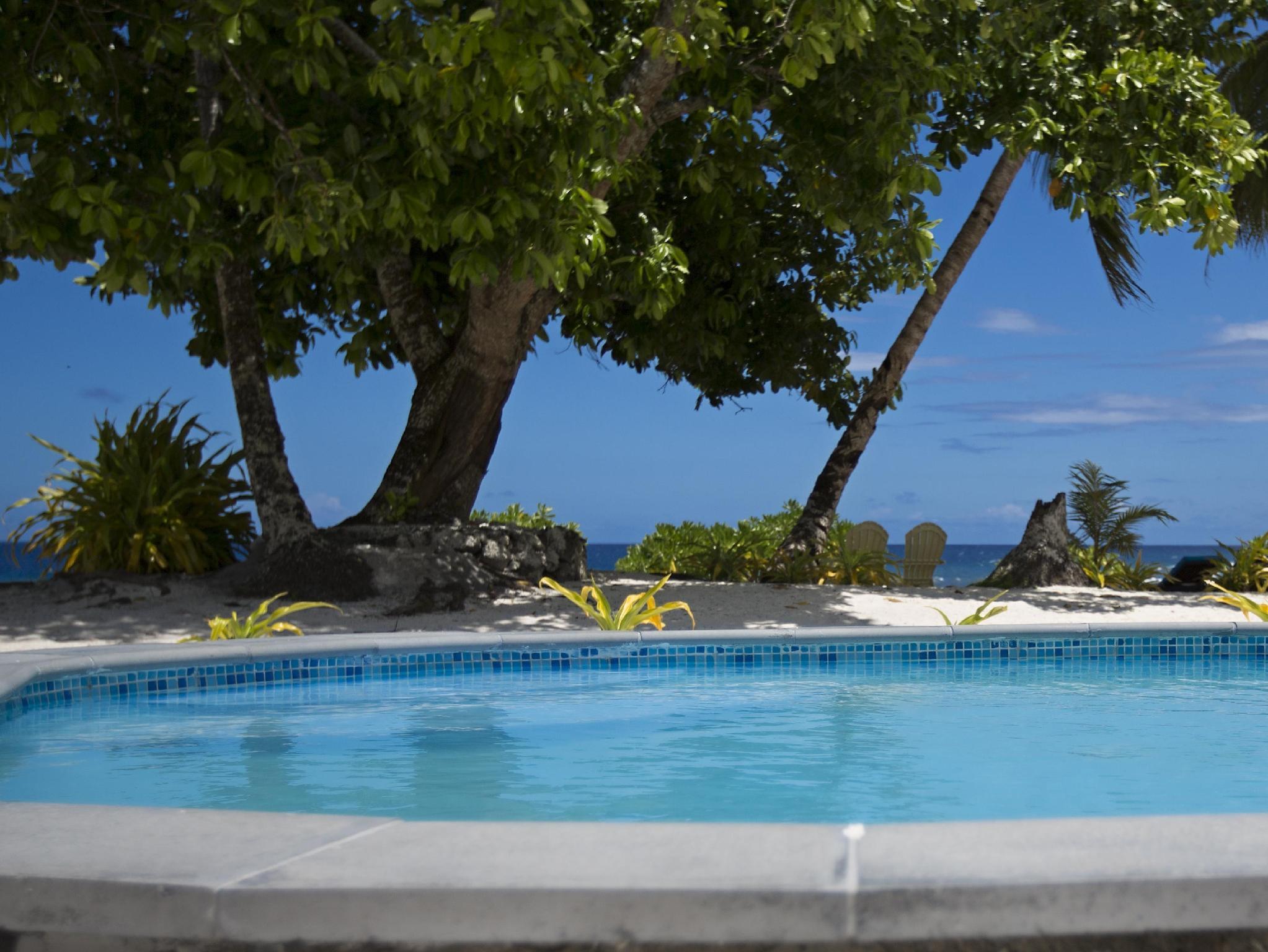 Return to Paradise Resort - Hotell och Boende i Samoa i Stilla havet och Australien