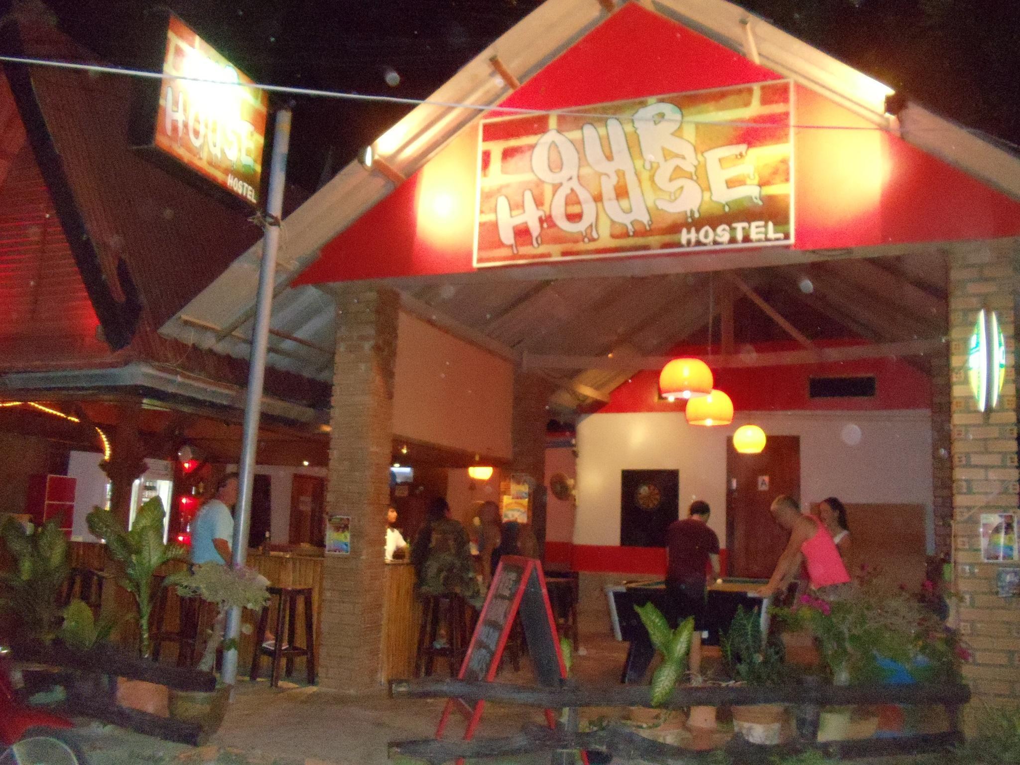 Our House Hostel - Hotell och Boende i Thailand i Asien
