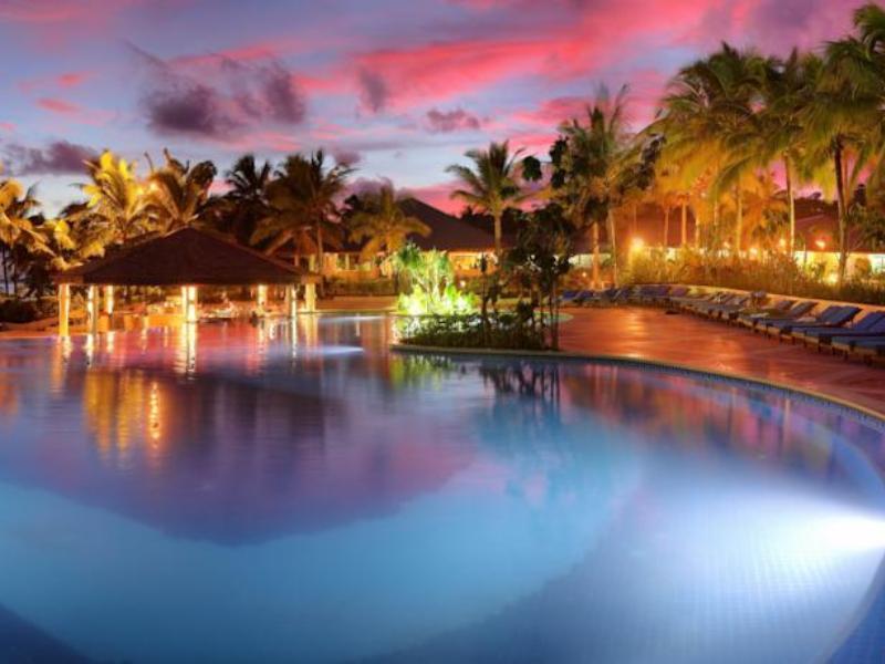 Warwick Le Lagon - Vanuatu - Hotell och Boende i Vanuatu i Stilla havet och Australien